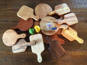 cutting boards Evan Wittels wood