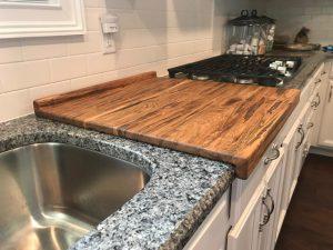ambrosia maple noodle board to cover counter or stove